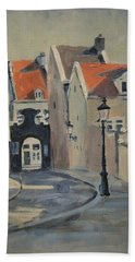Fathers Gate Maastricht Hand Towel