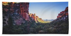 Fay Canyon Vista Hand Towel