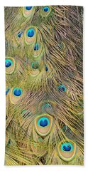 Bath Towel featuring the photograph Feather Finesse by Margaret Bobb