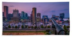 Federal Hill In Baltimore Maryland Hand Towel