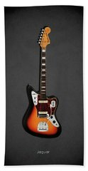 Fender Jaguar 67 Bath Towel