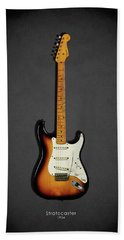 Fender Stratocaster 54 Bath Towel