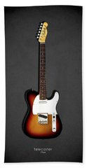 Fender Telecaster 64 Hand Towel