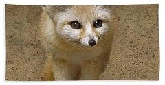 Fennec Fox Hand Towel