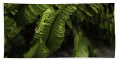 Fern Bath Towel