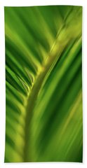 Fern Bath Towel by Jay Stockhaus