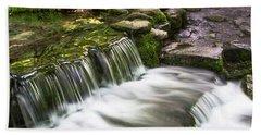 Fern Spring 4 Hand Towel by Ryan Weddle