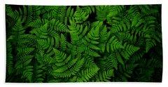Ferns Galore Bath Towel