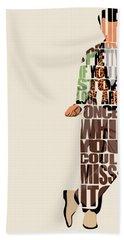 Ferris Bueller's Day Off Hand Towel