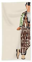 Ferris Bueller's Day Off Bath Towel