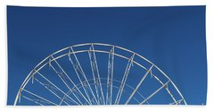 Ferris Wheel Hand Towel