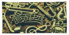 Festival Of Song Hand Towel