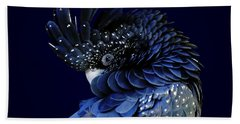 Fibonacci Cockatoo Hand Towel
