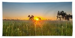 Fields Of Gold Hand Towel