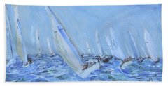 Figawi Frenzy Bath Towel