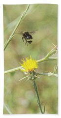 Finnon Bumble Bee Hand Towel