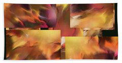 Fire Within - Bath Towel