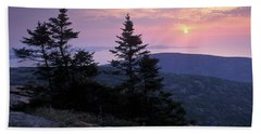 First Light - Fm000127 Hand Towel