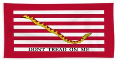 First Navy Jack Hand Towel