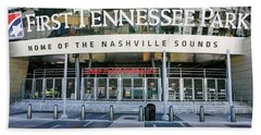 First Tennessee Park, Nashville Hand Towel