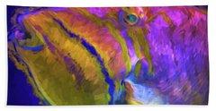 Fish Paint Dory Nemo Bath Towel