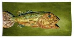 Fish Bath Towel
