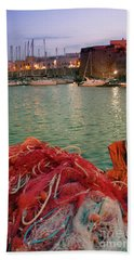 Fisherman's Net Hand Towel