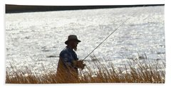 Fishin Hand Towel