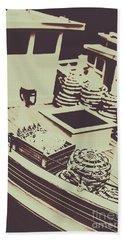 Trawler Bath Towels