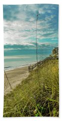 St Aug Beach Bath Towel