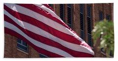 Flag Courtship Hand Towel
