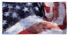 Flag Bath Towel