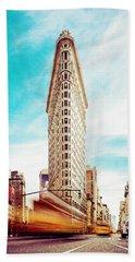 Flatiron Building, New York, United States 2 Hand Towel