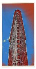 Flatiron Building, New York, United States 3 Hand Towel