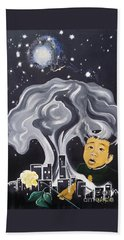 Flying Lamb Productions                Flight Of Hope Bath Towel