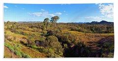 Flinders Ranges Bath Towel
