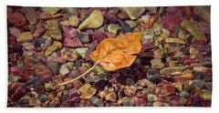 Floating Leaf Hand Towel