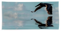 Floating On Air Hand Towel by Cyndy Doty