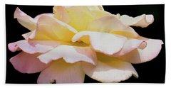Floating Rose 3894 Hand Towel