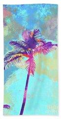 Florida Palm Bath Towel