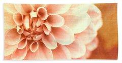 Floral Impressions Hand Towel by Melanie Alexandra Price