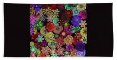 Floral Love Hand Towel
