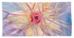 Floral Spirit Of Growth Hand Towel