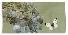Floral07 Bath Towel