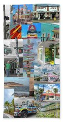 Florida Key West Collection Hand Towel