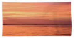 Florida Keys Sunset Impressions Bath Towel