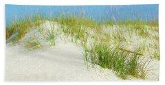 Florida Sand Dunes Sunset Bath Towel