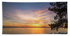 Florida Sunset #3 Hand Towel