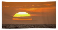 Florida Sunset Hand Towel