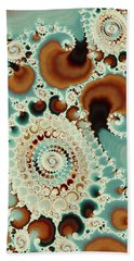 Flow Of Consciousness Hand Towel